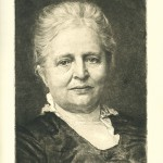 2. Mutter Emma Horn, Stich von Georg Jahn, 19 18 (STAM Grafiksammlung XXII a 34)