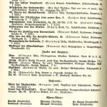 Auszug aus der Schlaraffenstammrolle, a.U. 72 - 73 (1932), S 358. – Aus: Nachlass Hösel
