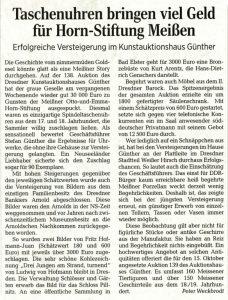 Otto-und-Emma-Horn-Stiftung aus Meißen
